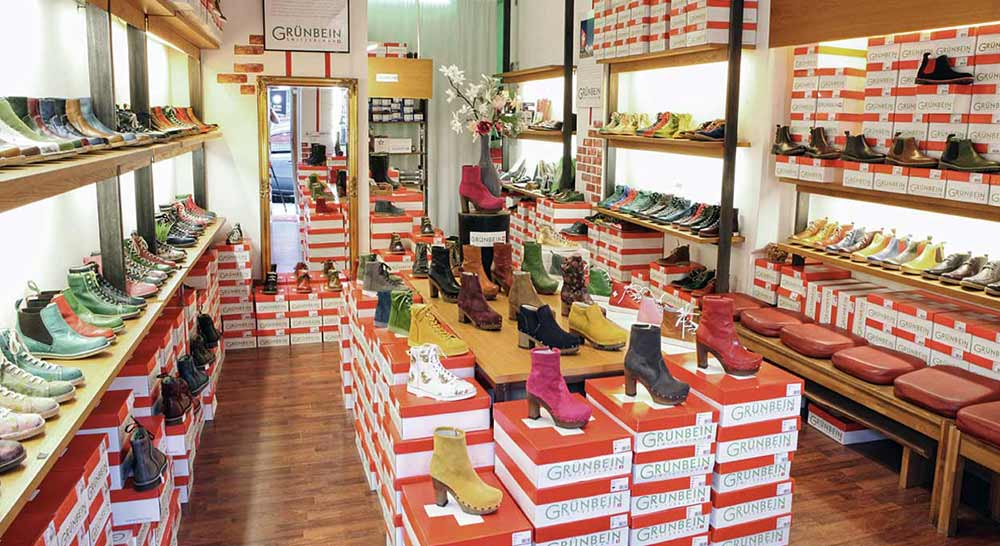GRÜNBEIN SHOP - Premium quality, stylish, comfortable footwear