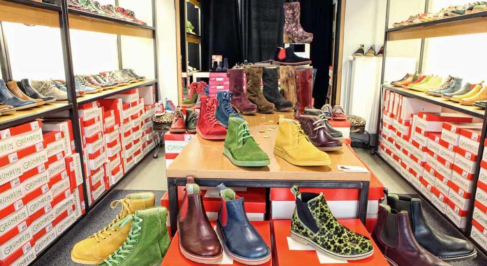 GRÜNBEIN SHOP: Premium quality, stylish, comfortable footwear