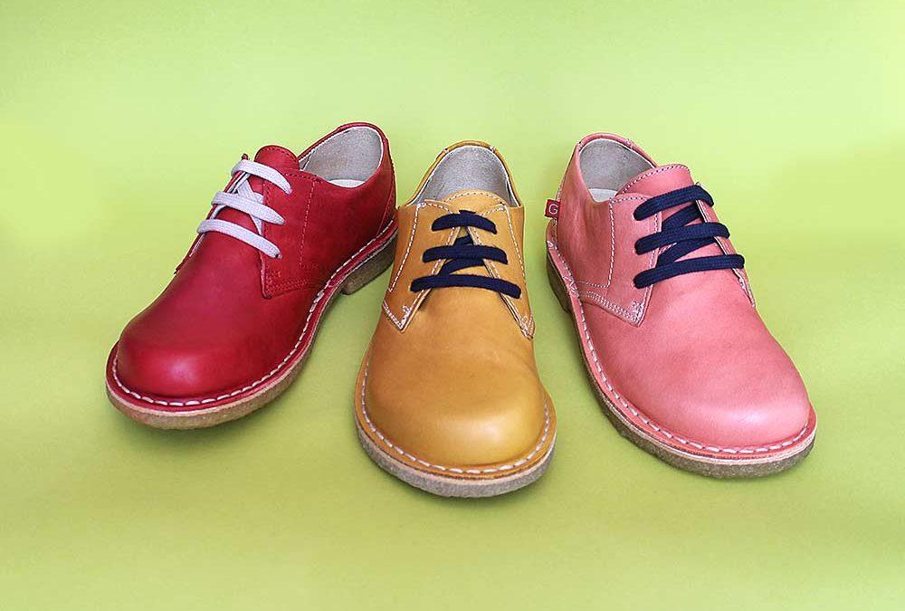 Footwear-Trend 2018: Schuhe in Knallfarben