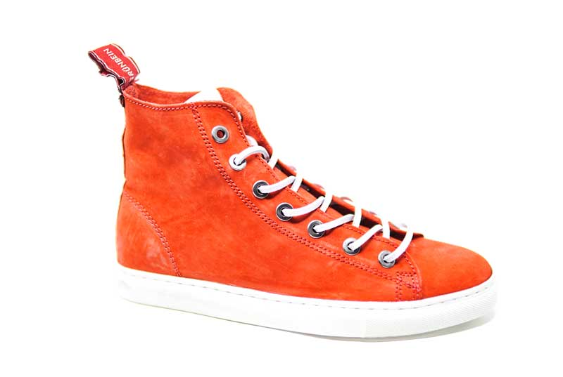GRÜNBEIN URBAN - ANKLE-HIGH SNEAKERS IN MANY COLOURS AND LEATHERS