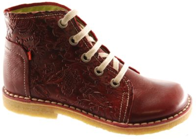 2260-001 Tessa Print F1 burgundy AS