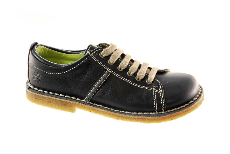 GRÜNBEIN BRUNO - SPORTY LACE-UP WITH CREPE SOLES