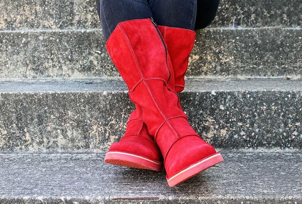 So läuft es im Herbst: Trend-Stiefel für Damen