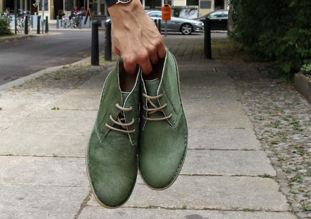 Modern Classic von Grünbein Switzerland - Klassische Schuh-Styles in moderner Optik