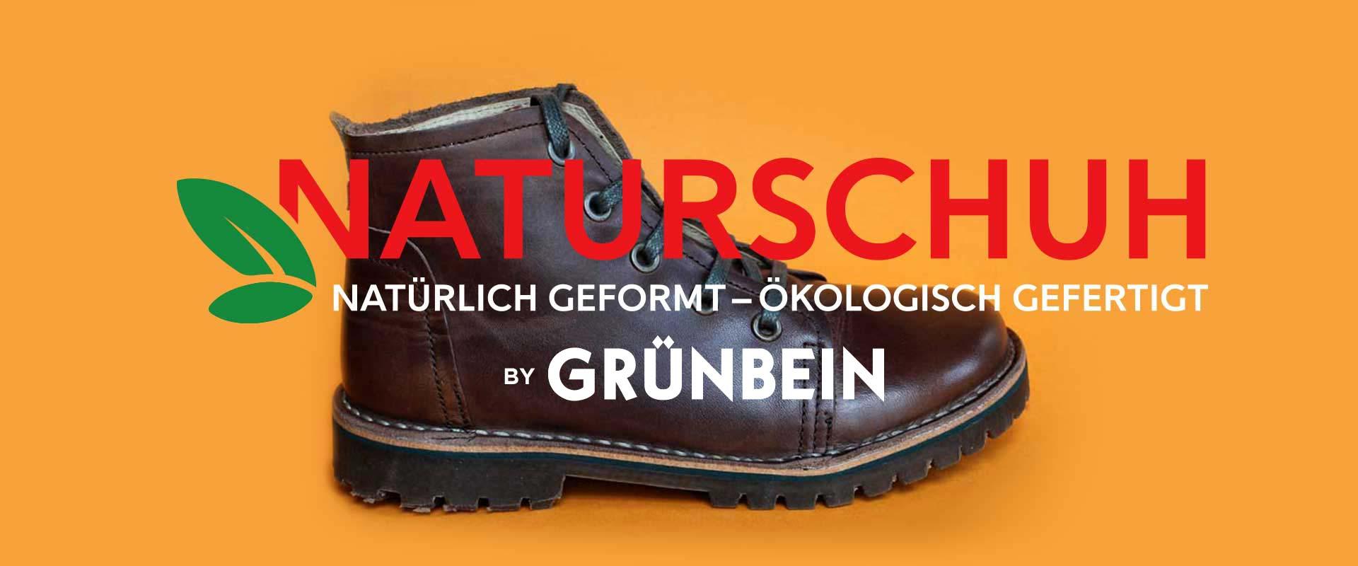 NATURSCHUH BY GRÜNBEIN