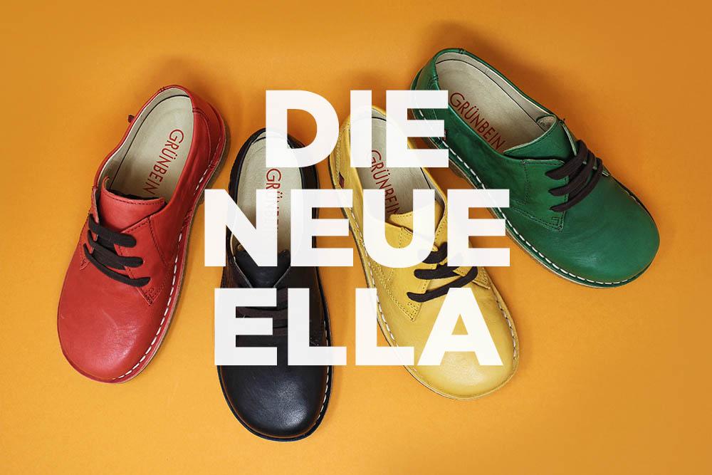 GRÜNBEIN - NEUE KOLLEKTION - FRÜHJAHR / SOMMER 2019 STARTER ELLA