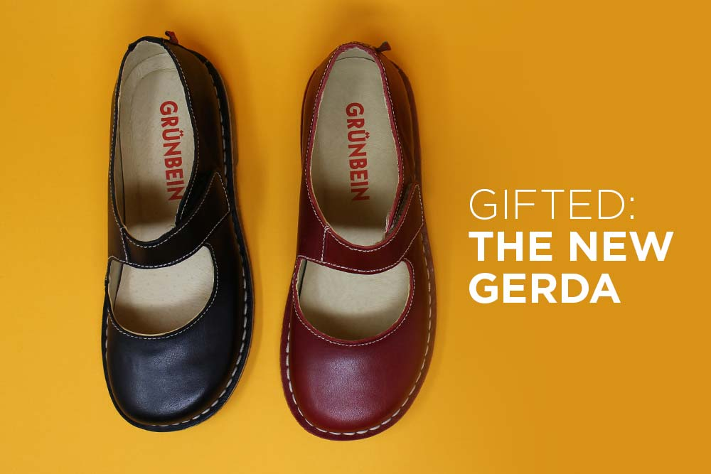Spring 2020: New Shoe Styles from Grünbein - Gerda II 2020