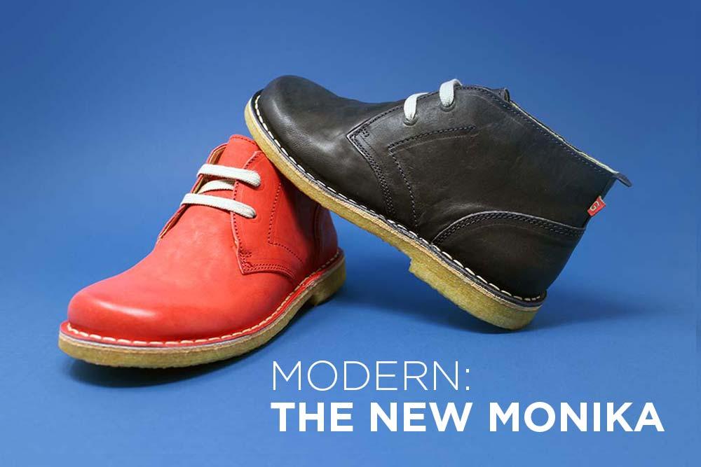 Spring 2020: New Shoe Styles from Grünbein