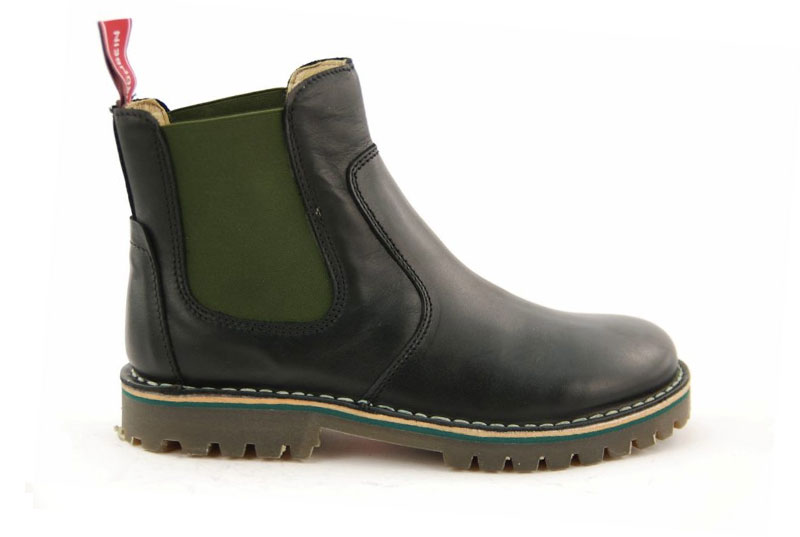 ANKE - Cool and comfortable: Chelsea boots with profiled sole