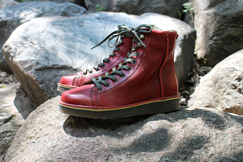 Trend-Thema: Hiking-Boots